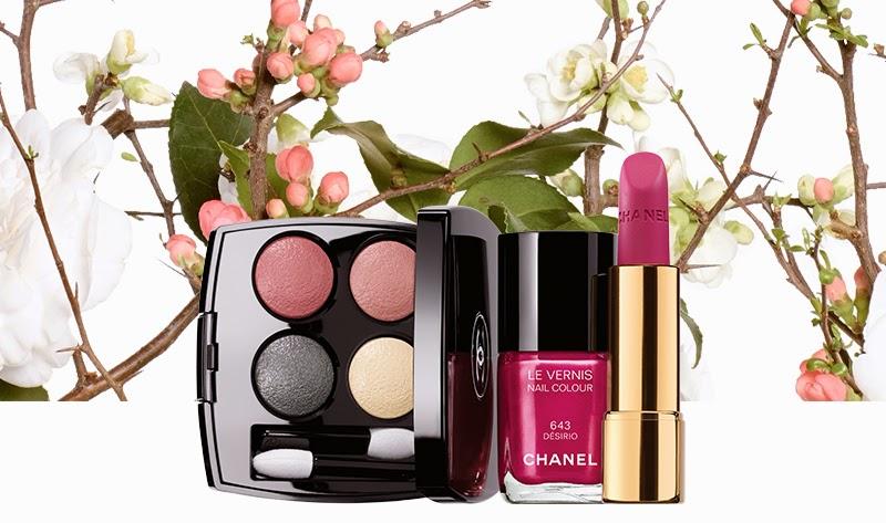 make up chanel primavera 2015