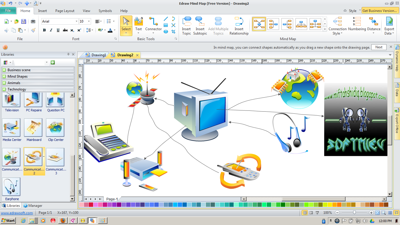 Electrical Drawing Software  Edraw Max