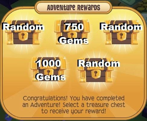 Animal jam prizes for the phantom portal