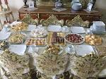 Kabul günü masaları