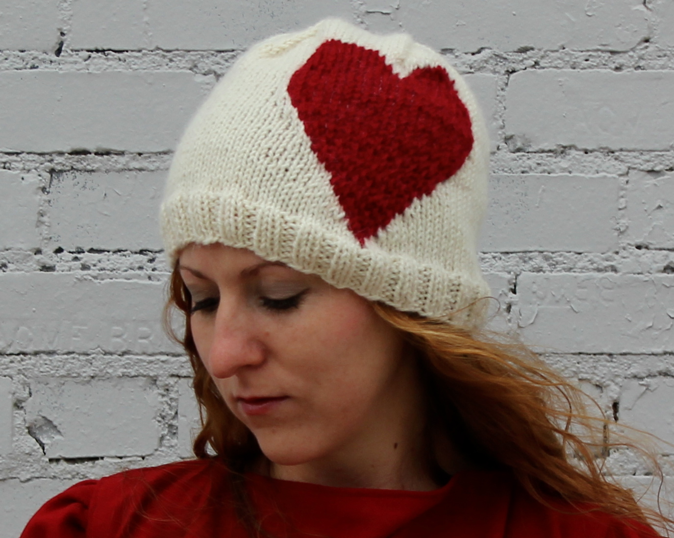Big Heart Knitting Pattern : Bromeleighad: Knitting and Nature: Free Pattern Big ...