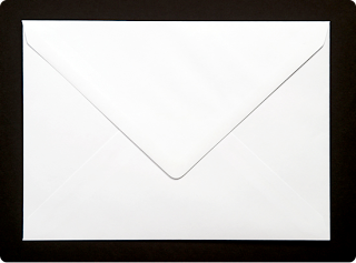 White C-5 Envelope