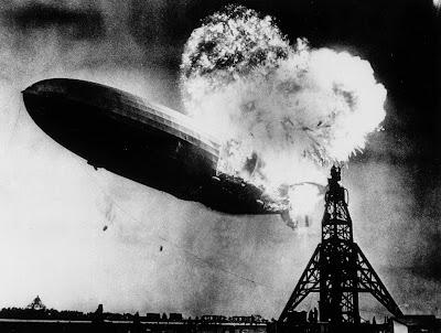 Hindenburg Clip art