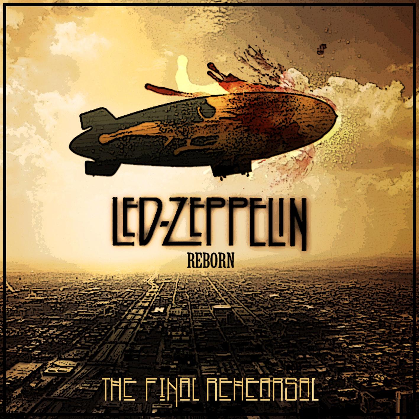 Led Zeppelin The Final Option