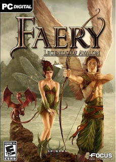 games Download   Faery Legends of Avalon RELOADED   PC   (2011)