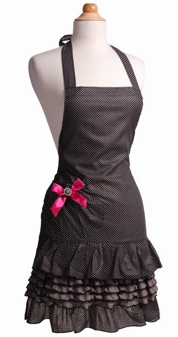 Flirty Apron Irregular Sale