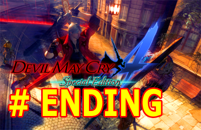 DEVIL MAY CRY 4 SPECIAL EDITION - DETONADO
