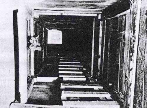 """70 años de """"La Gran Evasión"""" Tunnel_el+cajon+de+grisom"""