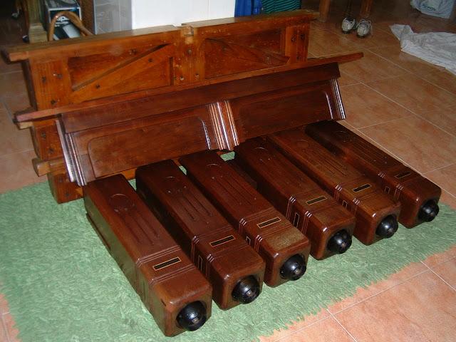 El desv n de los trastucos mesa de billar - Medidas mesa billar ...
