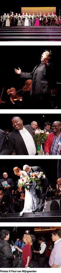 Finals 2013 at Het Muziektheater, Amsterdam