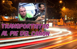 Transportistas Al Pie del Cañon