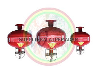 Alat Pemadam Api - Otomatis Thermatic