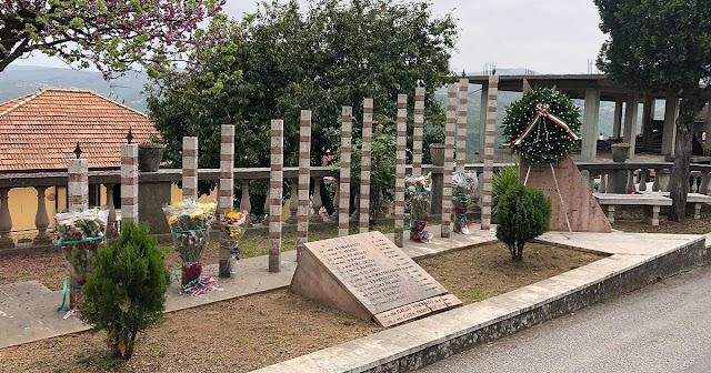Il Primo Maggio è stato ricordato a Martirano Lombardo con una corona al monumento ai caduti sul lavoro.