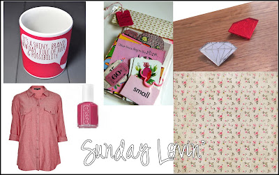 red pink wishlist
