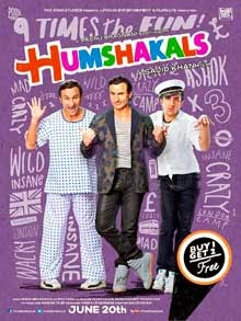 Humshakals Cast and Crew