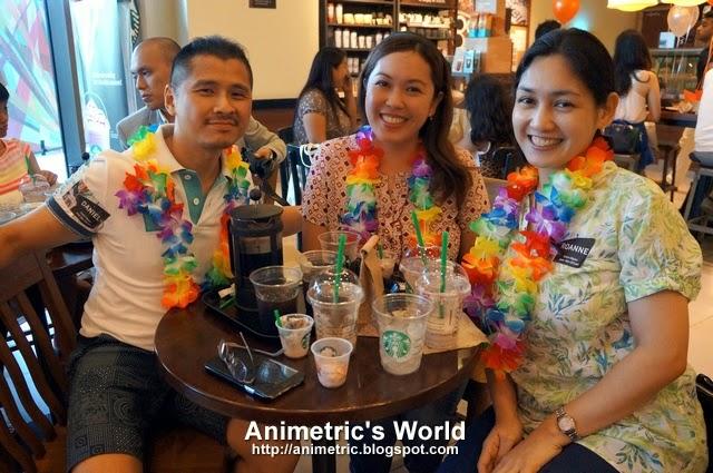 Starbucks Frappuccino and Friends