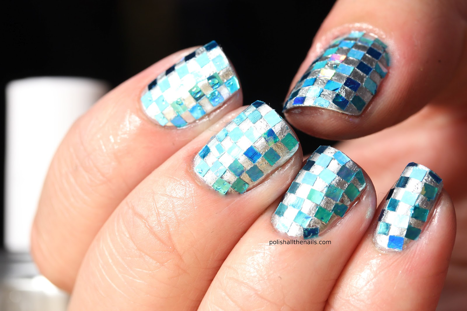 The Verdict: These were mistaken for nail decals by, like, three real people