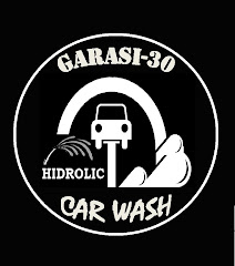 LOGO PADA SERAGAM CARWASH GARASI 30