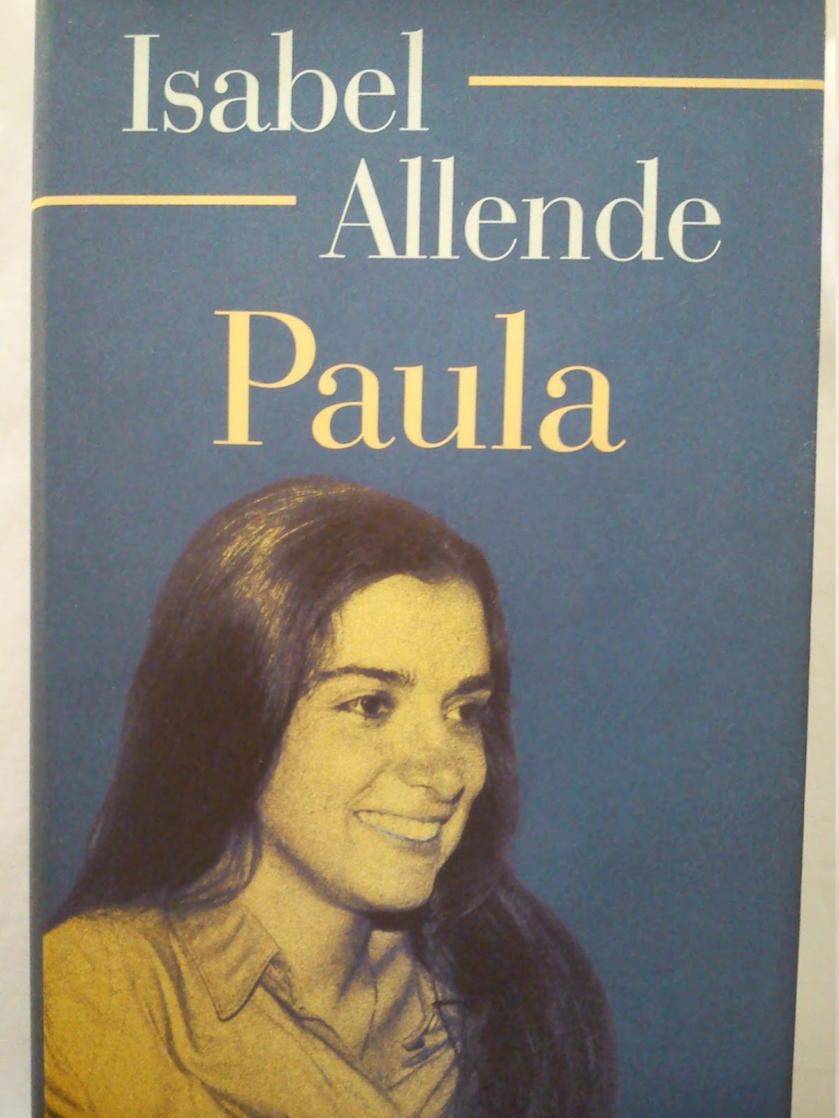 a plot summary of isabel allendes story paula Accomplishments family biography   as eva tells her story, isabel allende conjures up a whole complex.