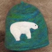 isbjørn/sjøgrønn-medium