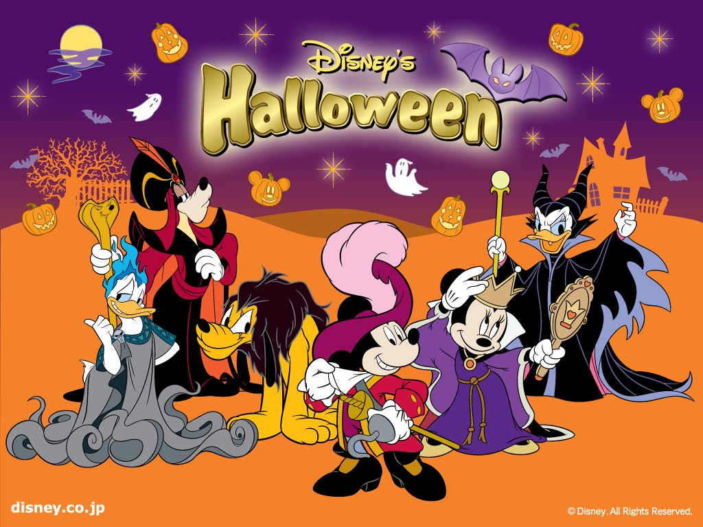 Disney Halloween Wallpaper Free