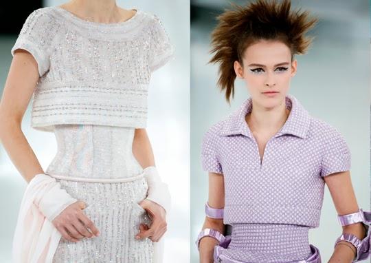 Chanel futurista