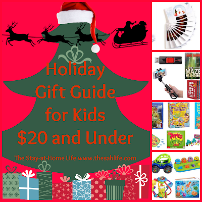 holiday, gifts, gift guide, presents, kids, budget, $20, $20 gifts, gifts for kids, kids gifts