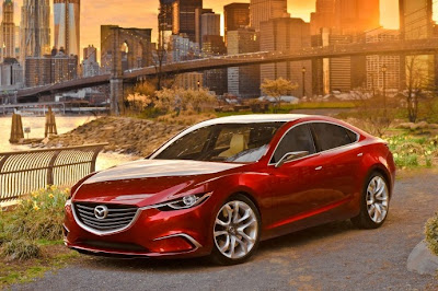 2013 Mazda 6 Redesign With New Concept