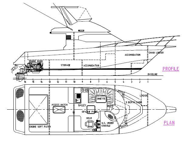 Secret 3d boat design antiqu boat plan sport fishing boat blueprint malvernweather Gallery
