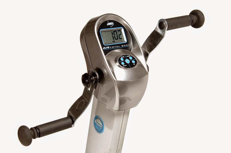 Exercise Bike Zone Stamina Elite Total Body Recumbent Exercise