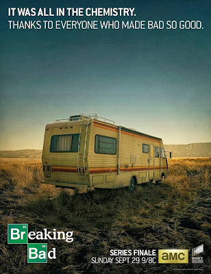 Breaking Bad Series Finale One Sheet Television Poster