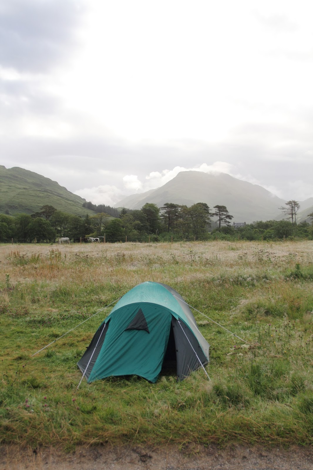 Cruach 2 man single skin tent