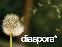 Imagen del logo de Diaspora