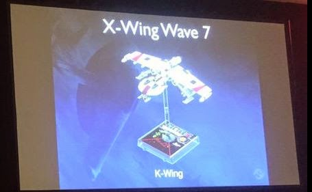 X-Wing Wave 7 K-Wing