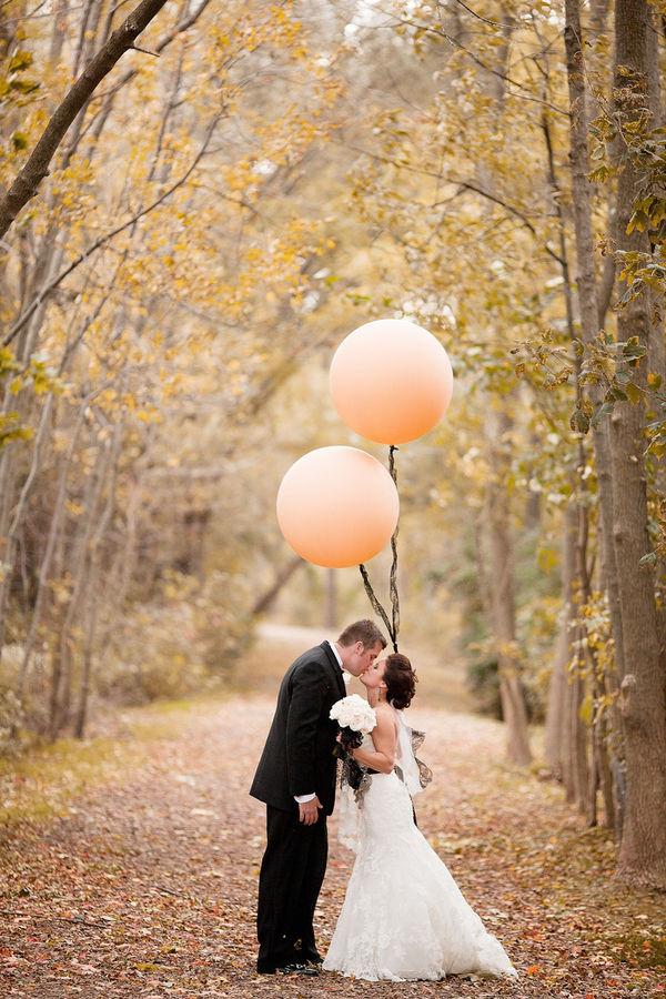 Juneberry lane big round balloons