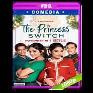 Intercambio De Princesas (2018) WEB-DL 1080p Audio Dual Latino-Ingles