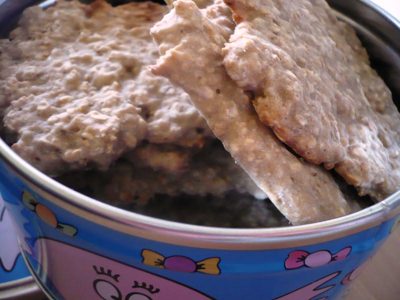 celle qui cuisinait ou le plaisir de cuisiner biscuits aux flocons d avoine sans graisse