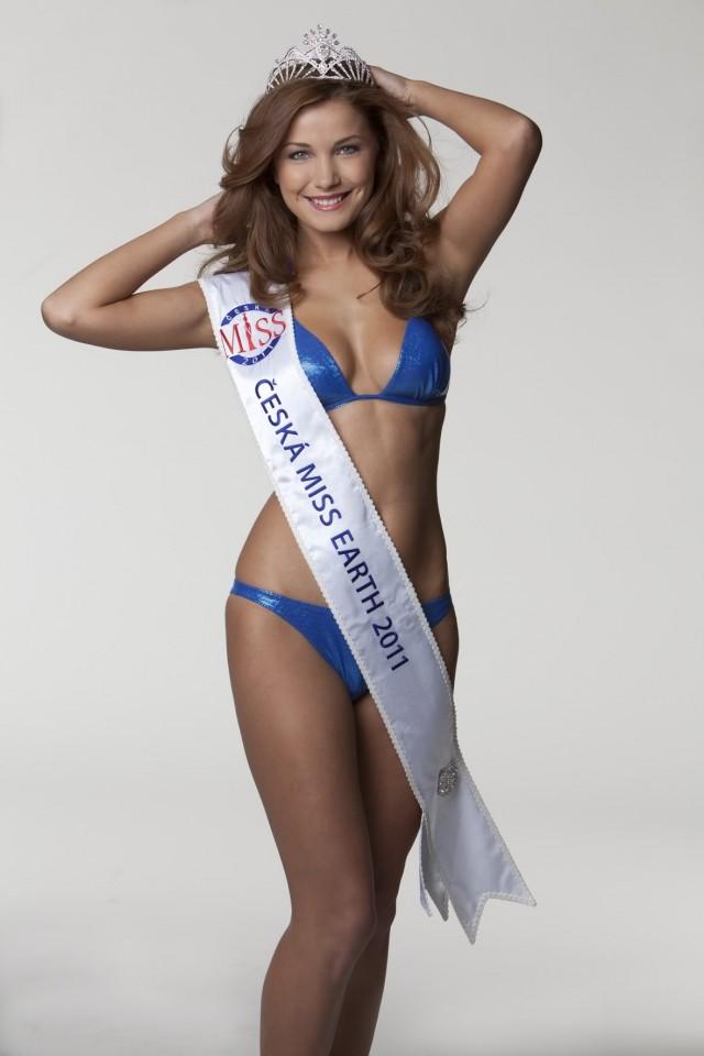 Ceska Miss Earth 2011,Sarka Cojocarova in bikini,Sarka Cojocarova in swimsuit