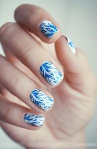 nail Desenhos de Decoração de Unhas