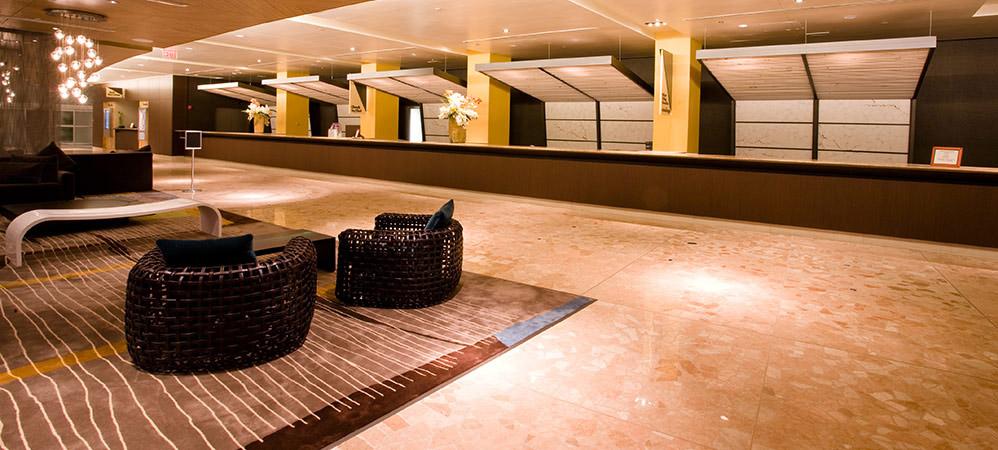 Contemporary Hotel Lobby Home Decoration