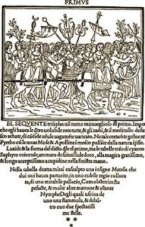 Libro impreso por Aldo Manuzio en 1499