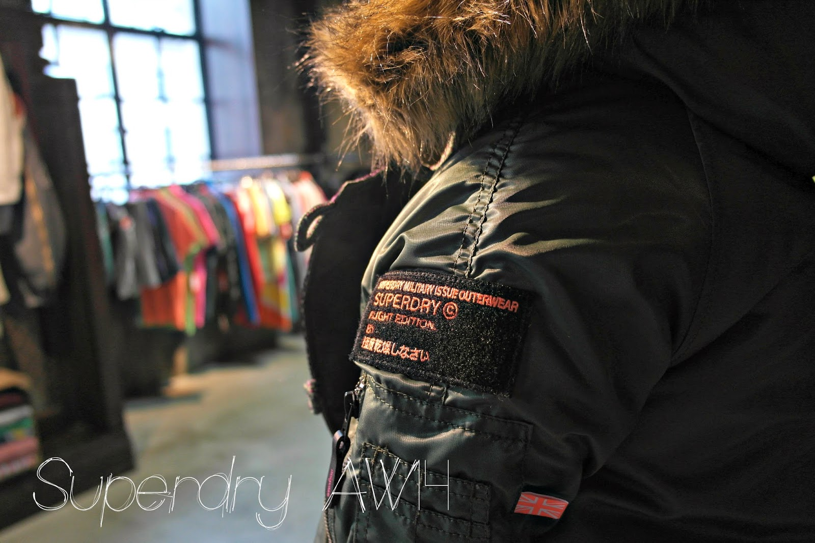 Aw14 superdry