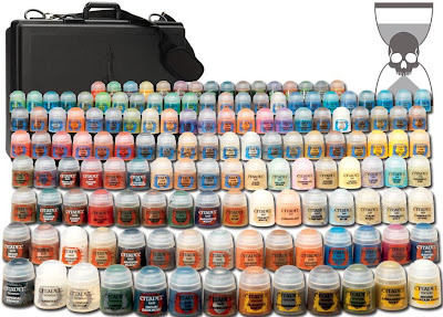 Citadel paint set bundle