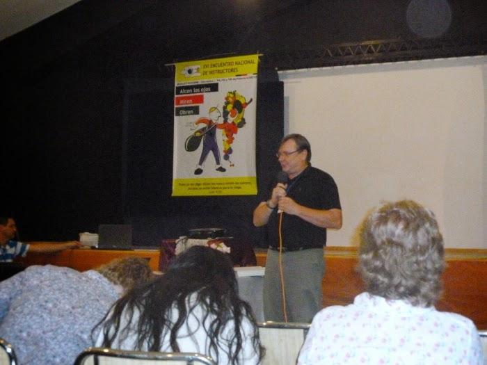 Jorge Robertson - Director Nacional de LAPEN