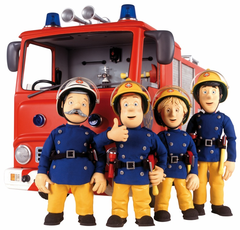 ... at the cartoon series fireman sam fireman sam is an old series that i