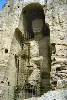 A Buddha of Bamiyan