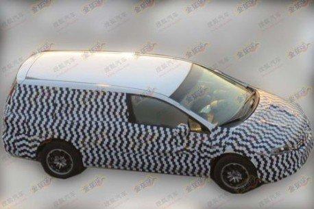 Corvette Stingray Price on 2014 Honda Odyssey Preparing An Update Version   Garage Car