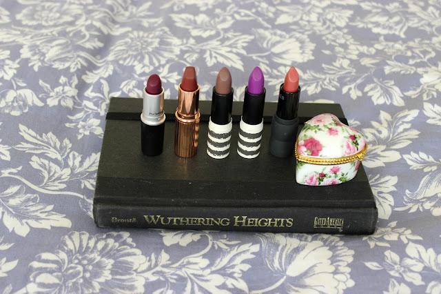 Picture of Top 5 Autumn Lipsticks