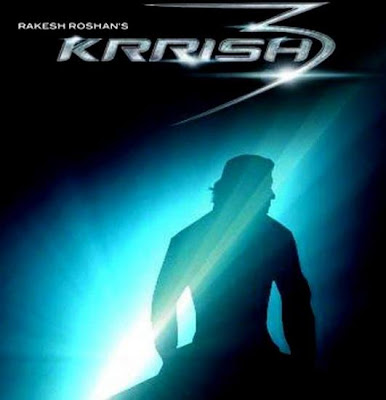 Krrish 3's Grand Digital poster starring Hrithik Roshan
