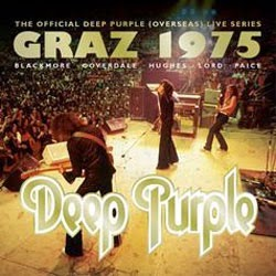 Deep Purple Graz 1975 CD